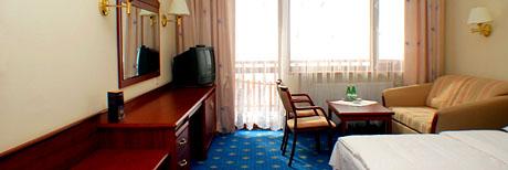 Pokój w Hotelu Gołębiewski